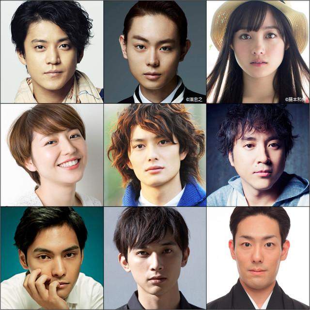 Aktorzy Gintama - Film