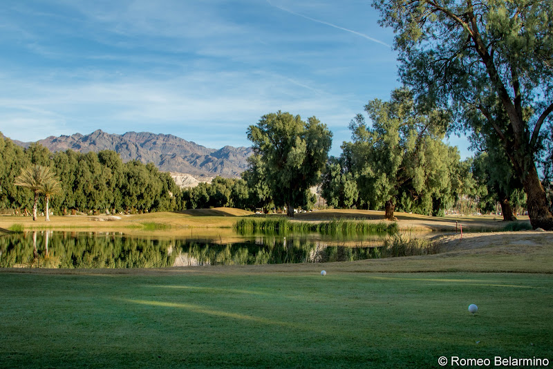 Furnace Creek Golf Course Death Valley Road Trip Itinerary