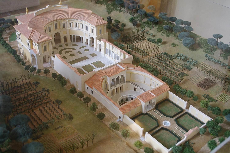 ARCH161: Villa Giulia