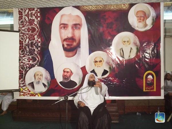 أسد الولاية الشيخ حسين الفهيد حفظه الله