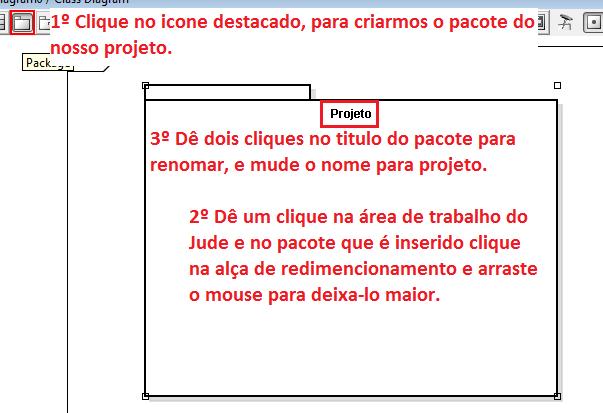 Exportar diagrama de classe para cdigo java polimorfismo ti hydra agora que abrimos a rea de diagrama de classe do jude iremos criar um package pacote para que dentro dele possamos criar nossas classes ccuart Gallery