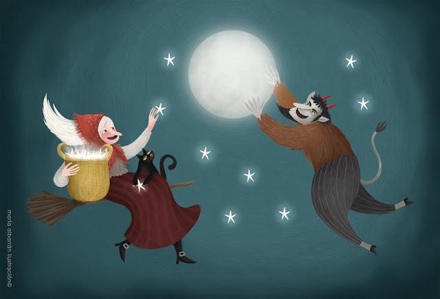 Ilustracion Maria Albarran