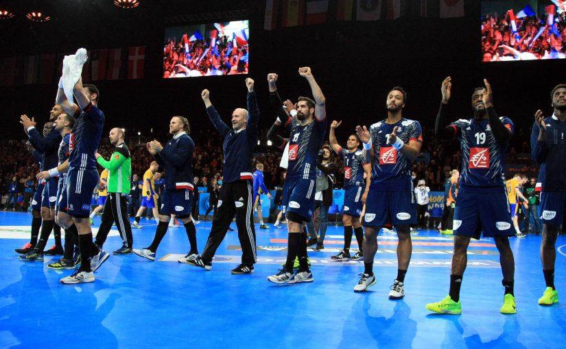 Francia clasifica a semifinales