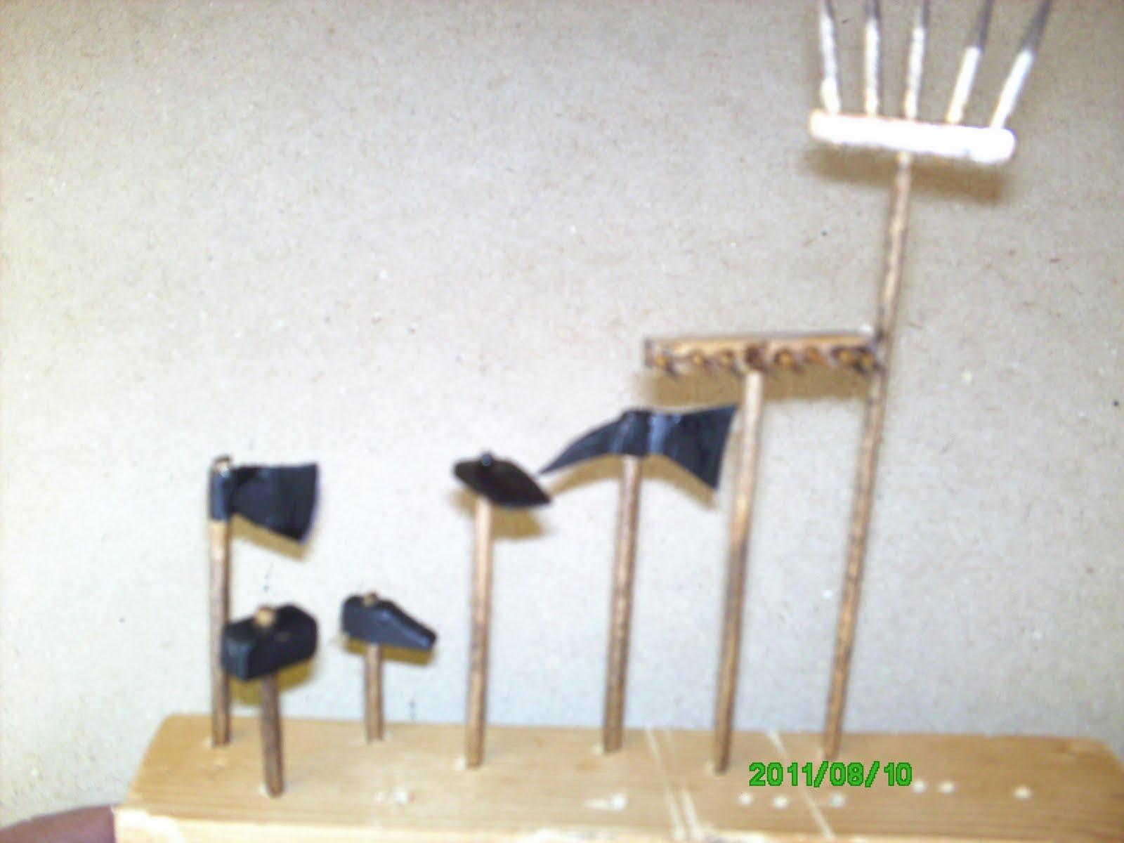 el mundo de las manualidades y la artesana Mis pequeos trabajos
