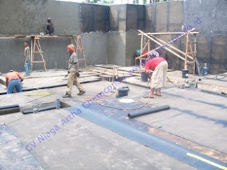 waterproofing beton basement
