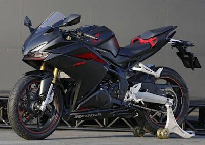 Honda CBR 2017