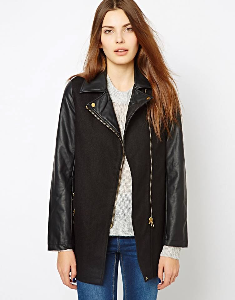Winter Wear Coats & Jackets 2015 For Western Girls By Asos | WFwomen