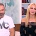 Στην εκπομπή της Μενεγάκη η όμορφη σύζυγος του Γρηγόρη Γκουντάρα (video)
