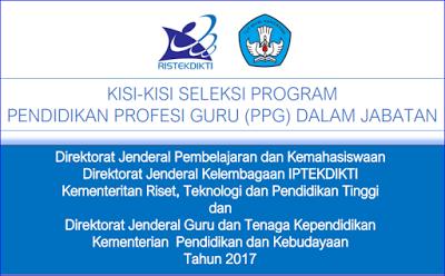Download Soal Pretest Ppgj Dan Kunci Jawaban Beserta Kisi Kisi Info Guru Madrasah