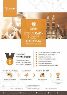 SOCIALEADX SUMMIT: MALAYSIA