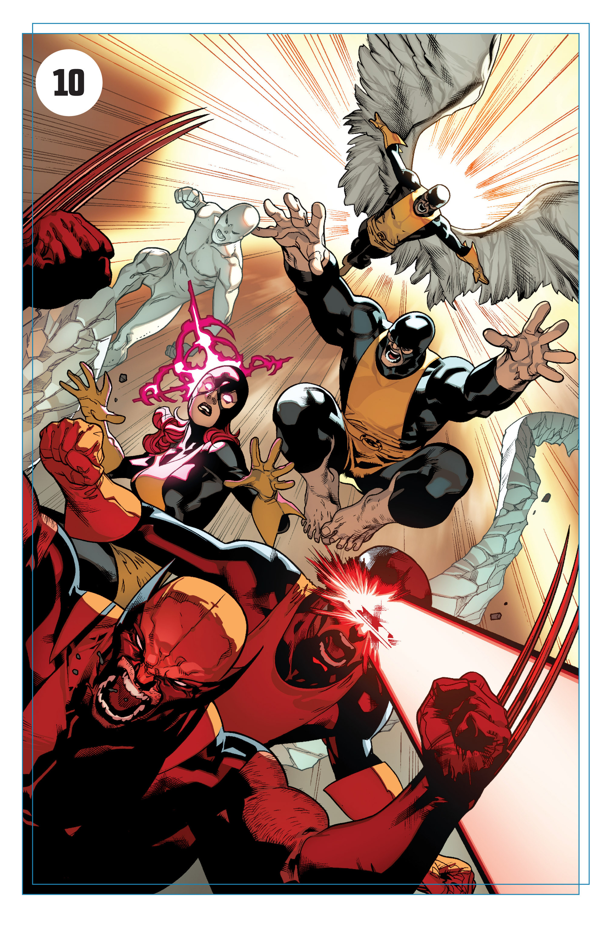 Read online All-New X-Men (2013) comic -  Issue # _Special - Here To Stay - 116