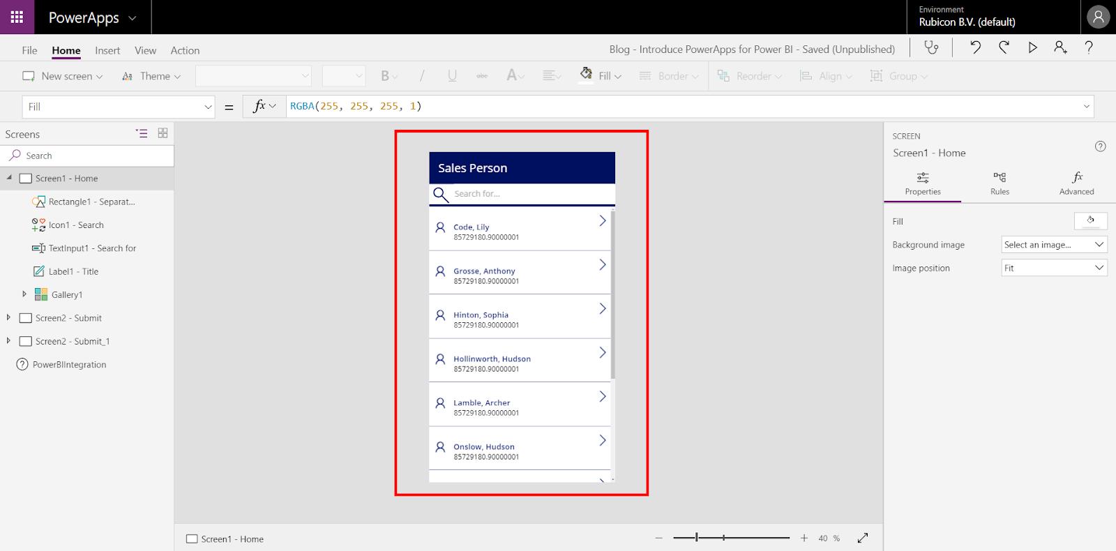 Microsoft BI Tools: 2018