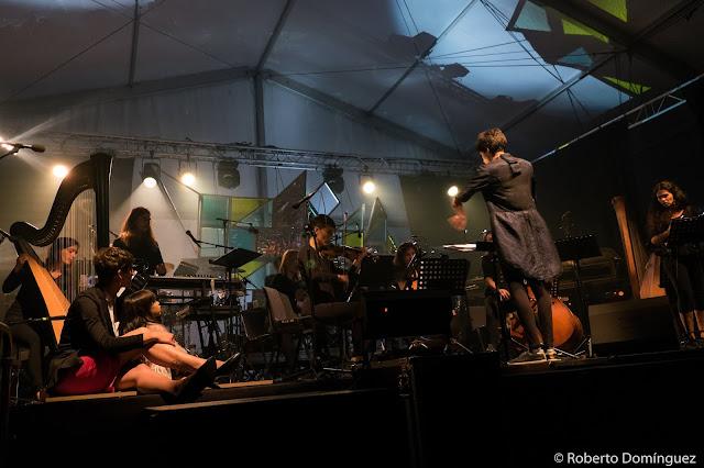 © Roberto Domínguez - Orchestre Le Grand Sbam