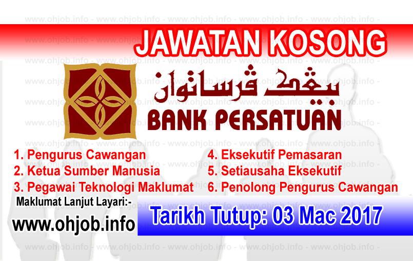 Jawatan Kerja Kosong Koperasi Bank Persatuan Malaysia logo www.ohjob.info mac 2017