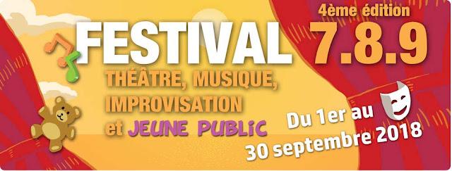 festival théâtre Paris