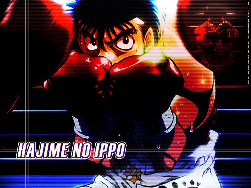 94 Anime Streaming Hajime No Ippo Hajime No Ippo Anime