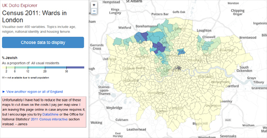 London Map Areas.Maps Mania Jewish London
