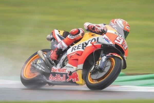 MotoGP Argentina: Start Terdepan, Marquez Dikepung Yamaha dan Ducati