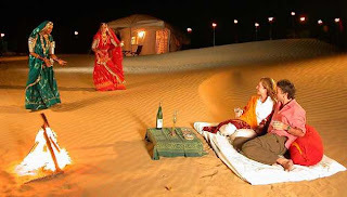 desert in rajasthan image photo