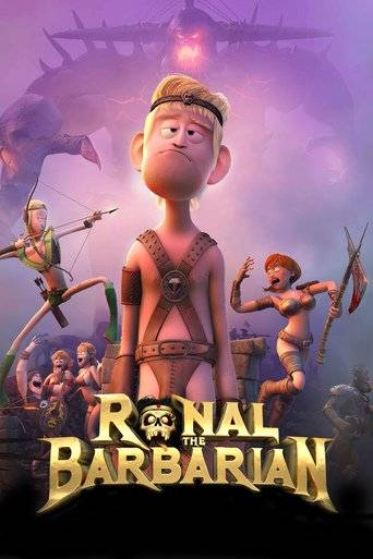 Ronal the Barbarian (2011) ταινιες online seires oipeirates greek subs
