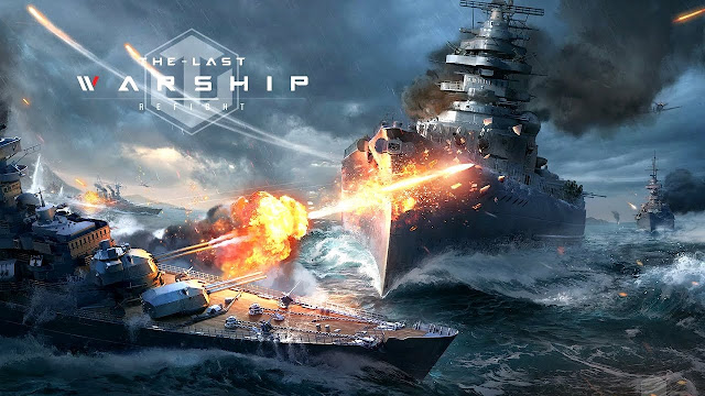 Refight: The Last Warship el nuevo juego de acción naval!