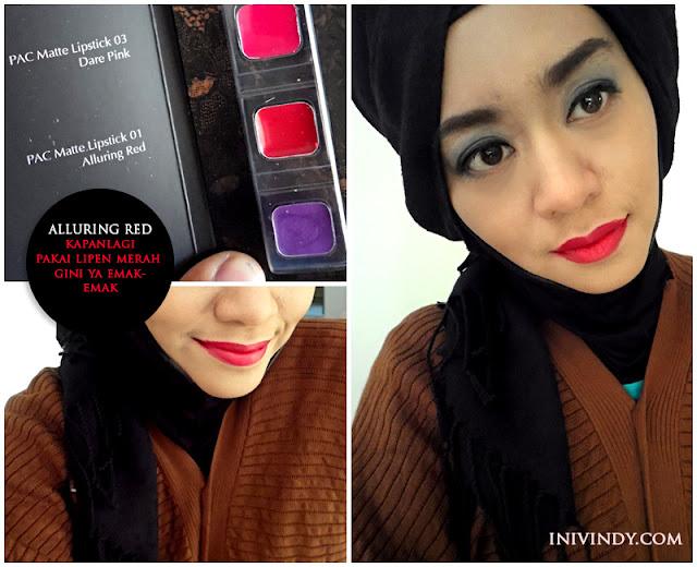 Ini Vindy Yang Ajaib: Warna Lipstick Apa Yang Cocok Untuk