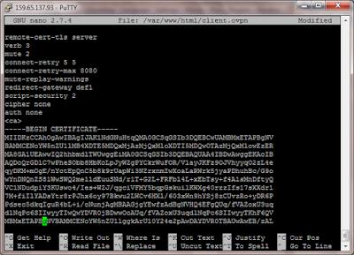 Cara Install OpenVPN di VPS Debian 9 64 bit