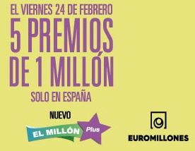 The million of spain