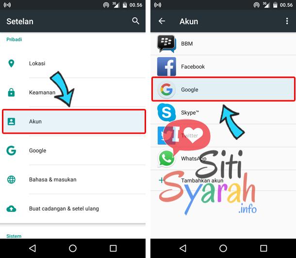 memindahkan kontak android ke iPhone