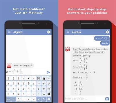 Mathway - Math Problem Solver
