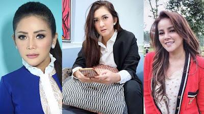 Akankah caleg artis lebih berhasil di pileg 2019? (pekanbaru.tribunnews.com)