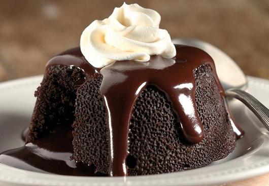 Resep Chocolate Lava Cake Jtt: Kue