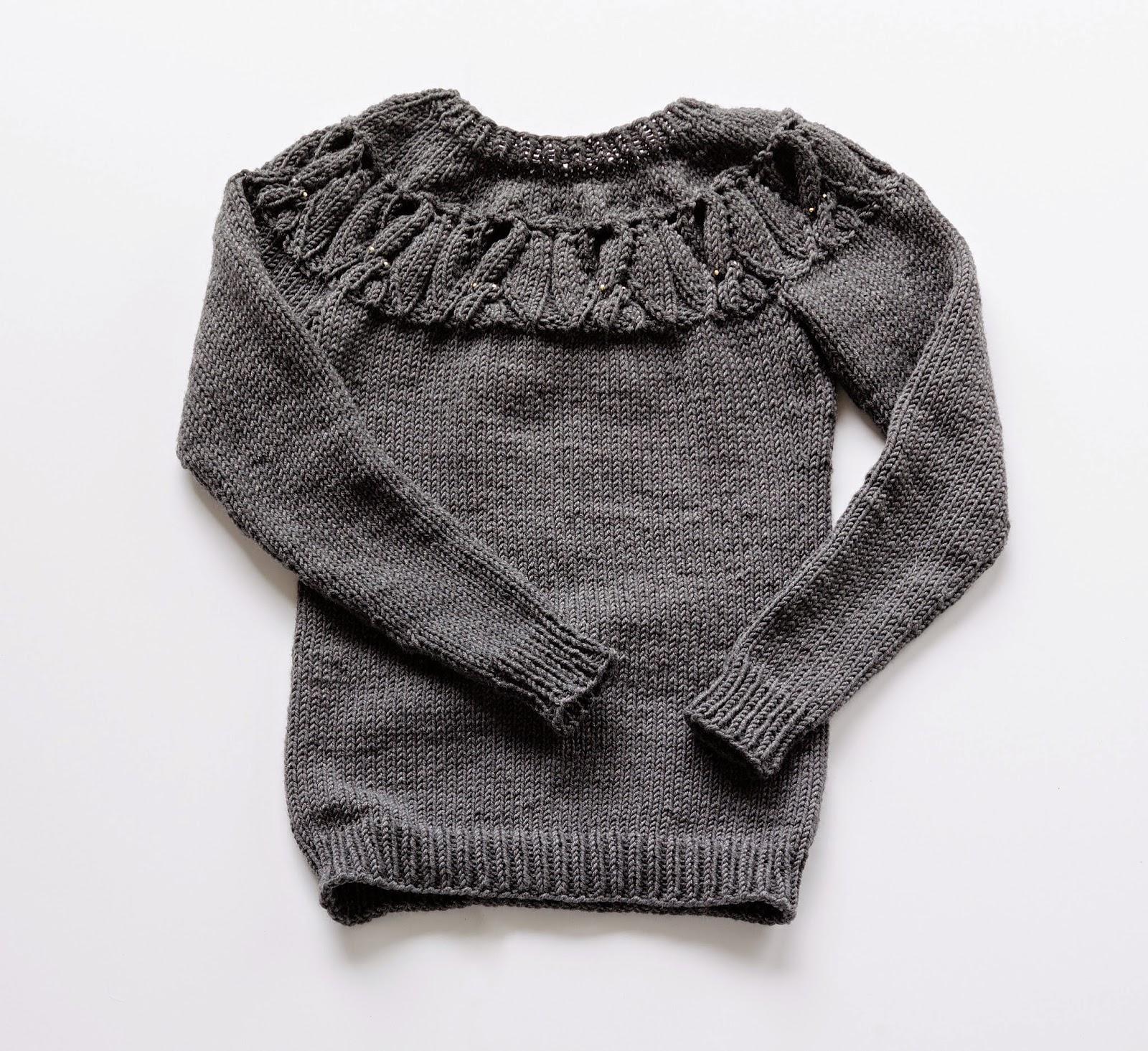 knit kit fledermaus pullover in der schweizer landliebe. Black Bedroom Furniture Sets. Home Design Ideas