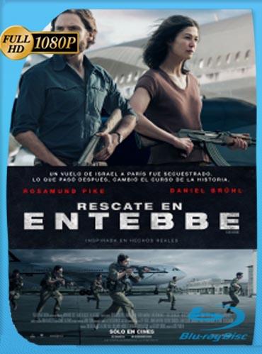 Rescate En Entebbe (2018)HD [1080p] Latino [GoogleDrive] SilvestreHD