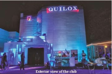 quilox night club closing down