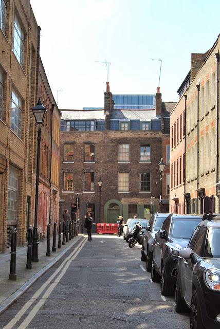 Princelet Street, Landmark Trust