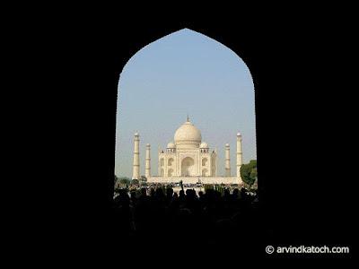 Agra, picture, Taj Mahal, Taj Picture