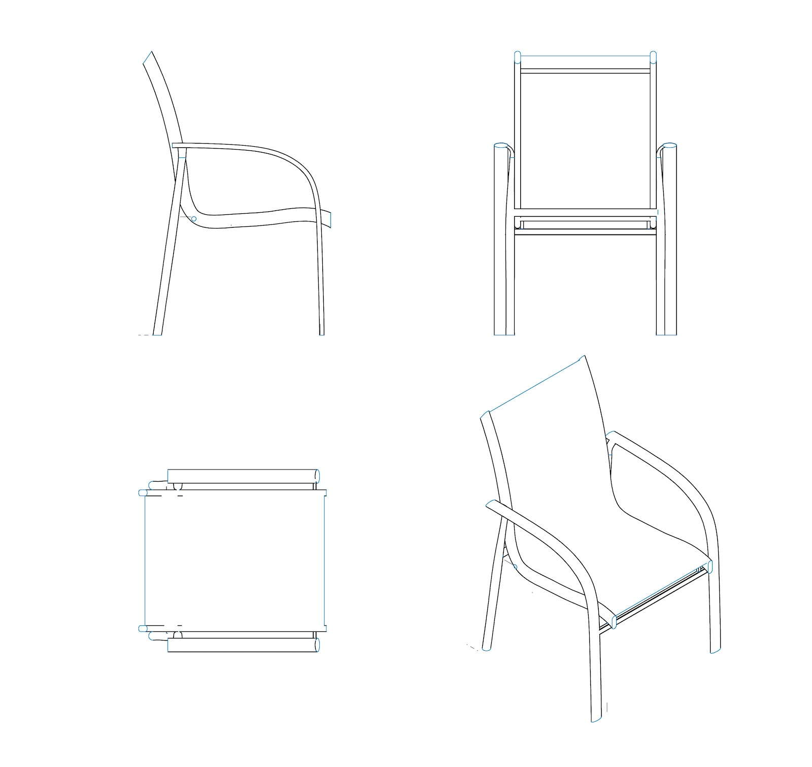 chair design solidworks white faux leather dining chairs hd3d002 furniture research part b cad drawing