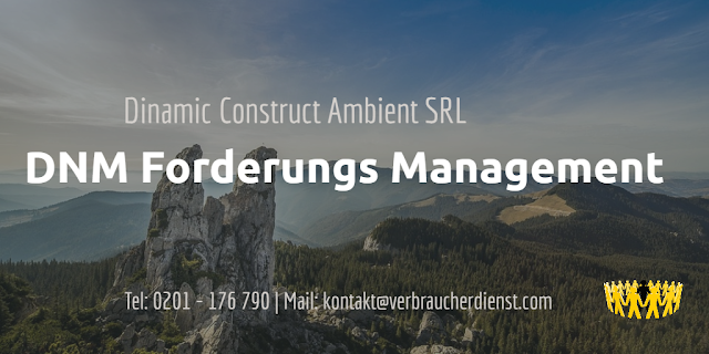DNM Forderungs Management Dinamic Construct Ambient SRL.