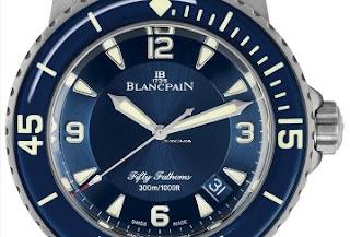 blancpain isveç saat markası