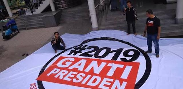 Setelah Kaos, Kini #2019GantiPresiden Ada Lagunya