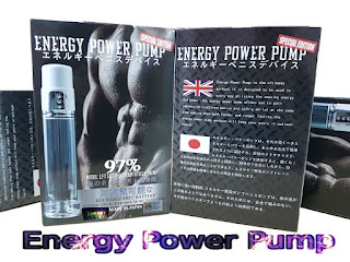 Pam Zakar Energy Power Pump