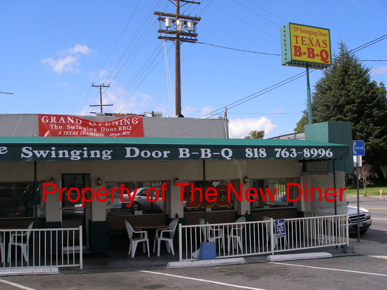 The Swinging Door Bbq 11018 Van Owen North Hollywood 818 763 8996