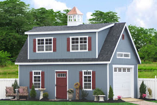 buy a two story car garage package