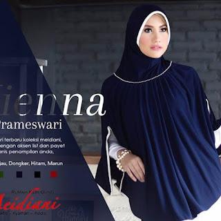 Jilbab Panjang PRAMESWARI VIENNA