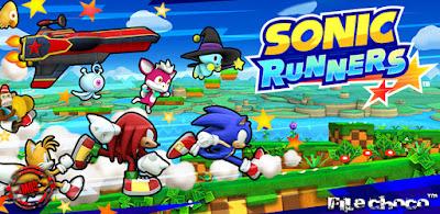 Sonic Runners v2.0.3 Apk