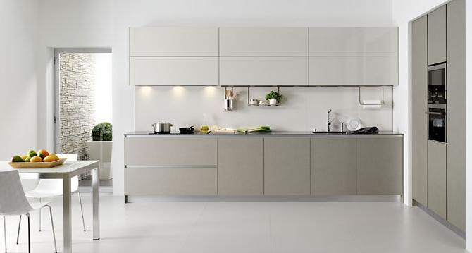 Ventajas de la cocina y lavadero como zonas separadas cocinas con estilo - Cocinas lineales ...