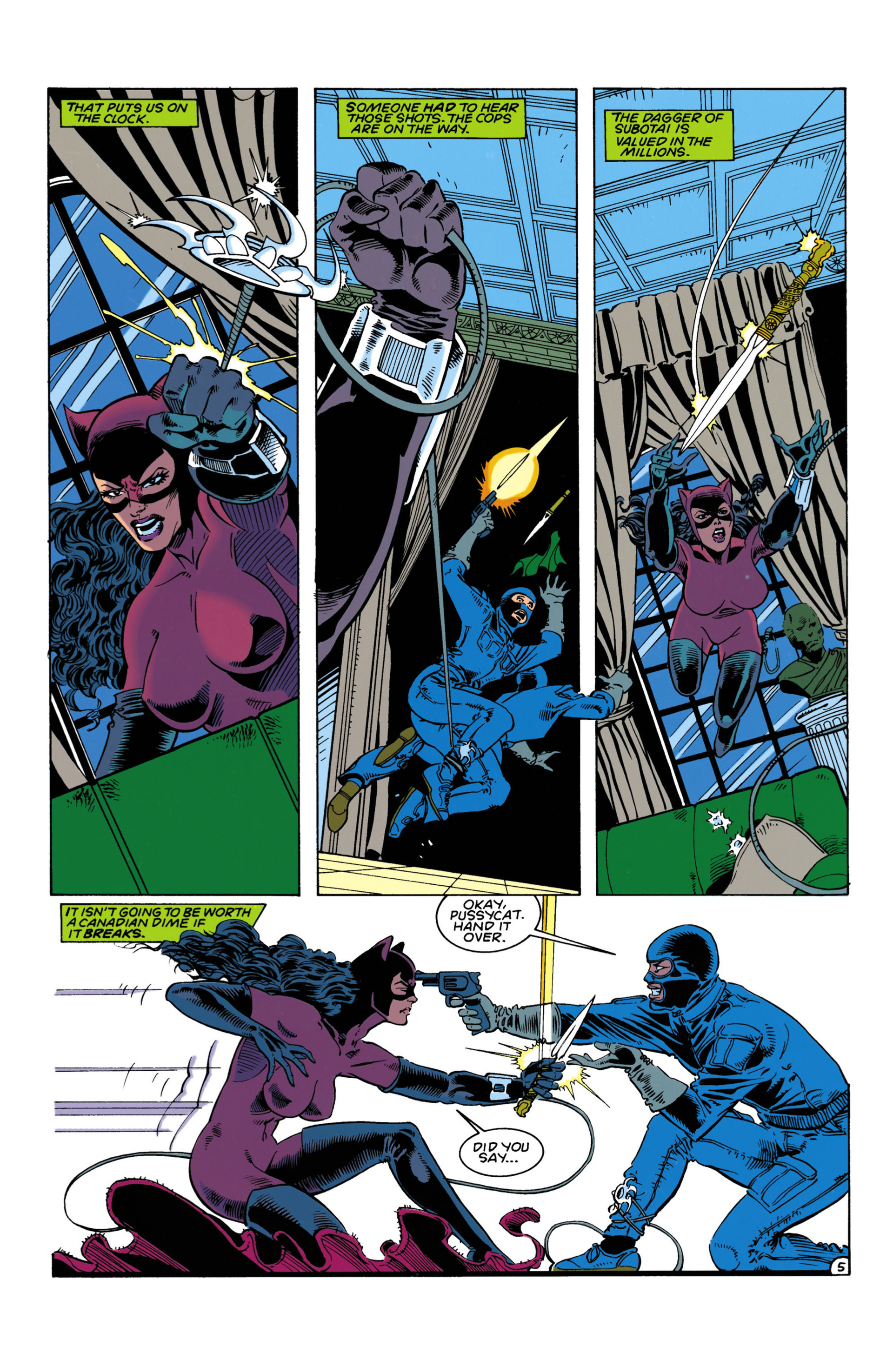 Catwoman (1993) Issue #15 #20 - English 6