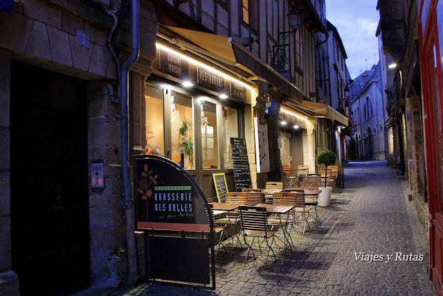brasserie Les halles, Vannes