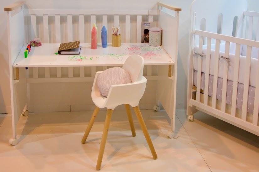 Kit Desk para convertir cuna en escritorio de Micuna